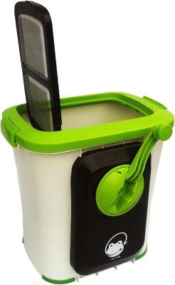 エコクリーン 家庭用生ごみ処理機 自然にカエル S 基本セット