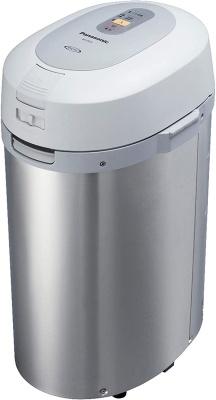 パナソニック(Panasonic) 家庭用生ごみ処理機 温風乾燥式 MS-N53-S