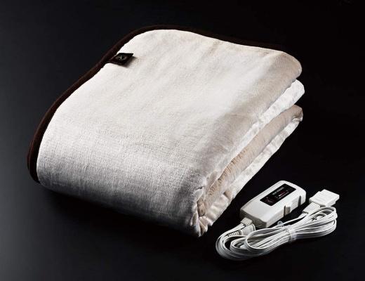 ヒートクラッカー(HEAT CRACKER) ADVANCE 洗える電気毛布 掛け シングル