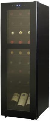 ルフィエール(Lefier) ワインセラー 上下2室個別温度設定 27本収納 コンプレッサー式 C27SLD