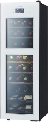 さくら製作所 ワインセラー ZERO Advance 38本収納 コンプレッサー式 2温度管理 SA38