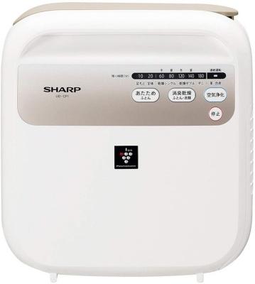 シャープ(SHARP) プラズマクラスター搭載 ふとん乾燥機 UD-CF1