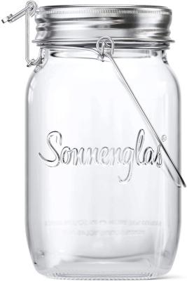 SONNENGLAS(ソネングラス) 250ml Mini ビン型 ソーラーライト