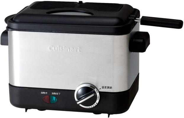 クイジナート(Cuisinart) 電気フライヤー CDF-100JBS