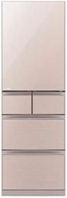 三菱電機(MITSUBISHI ELECTRIC) 5ドア冷蔵庫 MR-B46F