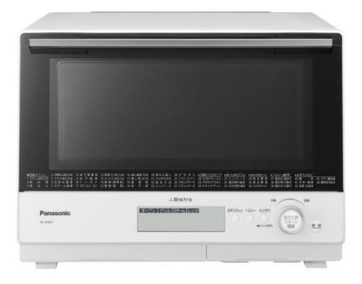 パナソニック(Panasonic) ビストロ スチームオーブンレンジ NE-BS807