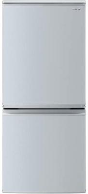 シャープ(SHARP) 冷蔵庫 SJ-D14F