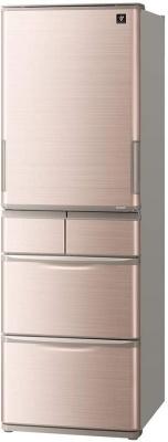 シャープ(SHARP) プラズマクラスター冷蔵庫 SJ-W413G